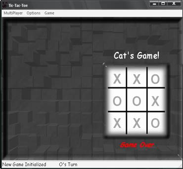 Greating game on visual basic with multiplayer system