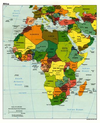 Short Overview of African Countries