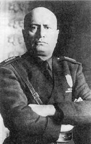 Benito Mussolini's Doctrine of Fascism
