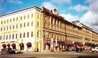 Accommodation in St.Petersburg