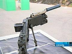 A new weapon shooting from behind a corner is invented in Israel