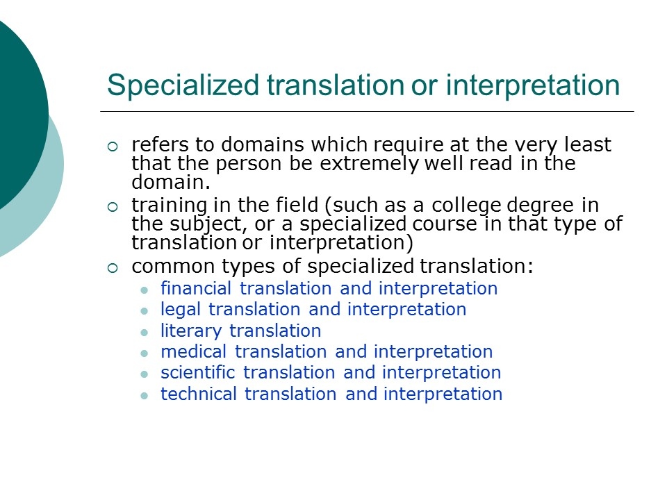 Latin Translation Intertran